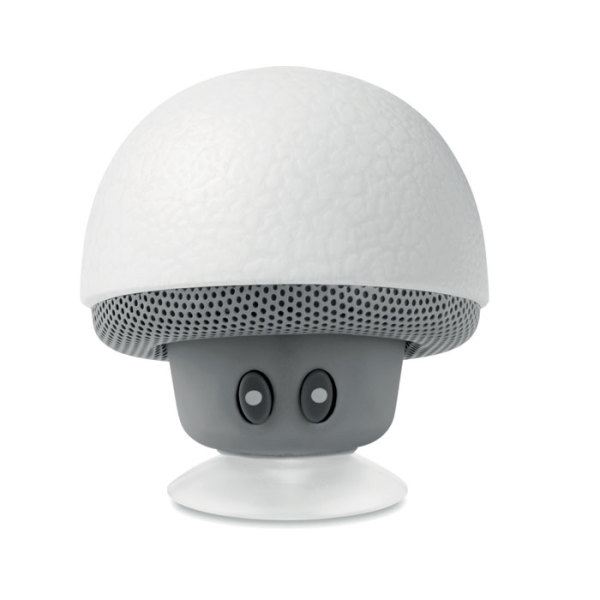 MUSHROOM LIGHT - Draadloze speaker met licht