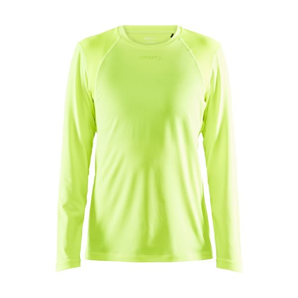 Craft Adv Essence Ls Tee Wmn