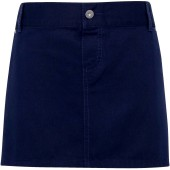 Chino - cotton waist apron navy one size