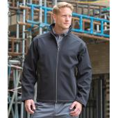 Treble Stitch Soft Shell Jacket