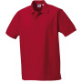 Men's ultimate cotton polo classic red 4xl