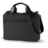 Aktetas/laptoptas dark grey one size