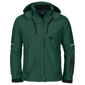 Projob 3412 3 LAYER LADY JACKET FORESTGREEN XS