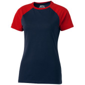 Backspin short sleeve ladies t-shirt.
