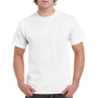 Gildan T-shirt Heavy Cotton for him white XXXL