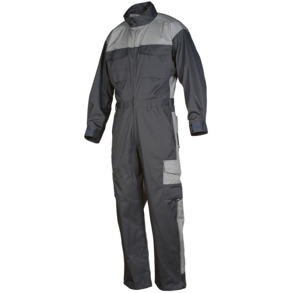 4601 COVERALL CHARCOAL 62