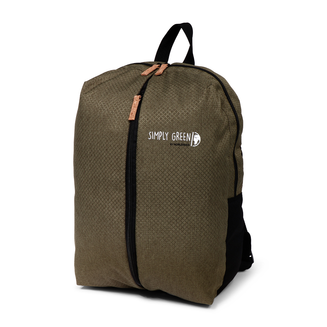 Norländer RPET TwoTone Backpack Green
