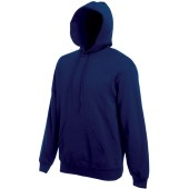 Classic hooded sweat (62-208-0) navy l
