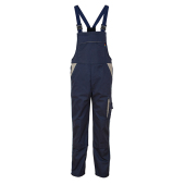 Bib Trousers Contrast - Tall