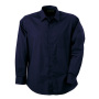 Men's Shirt Classic Fit Long navy