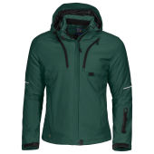 3413 3 LAYER LADY PADDED JACKET Forestgreen L