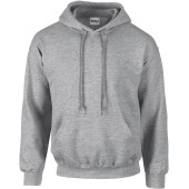 Heavy blend™ classic fit adult hooded sweatshirt sport grey xxl