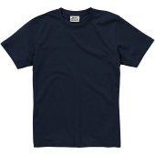 Ace dames t-shirt met korte mouwen - Navy - XL