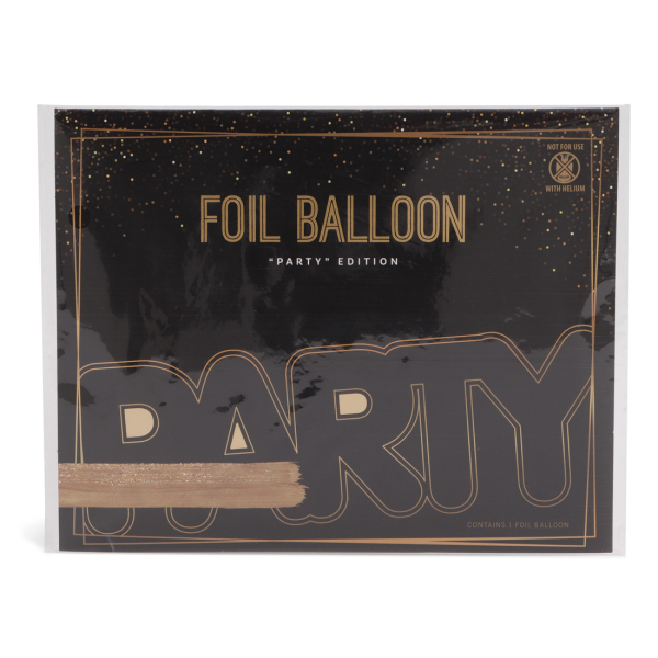 SENZA Folie Ballon Party