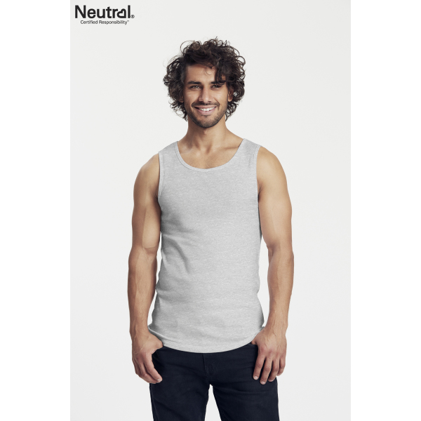 Neutral Tank Top Man - O61300