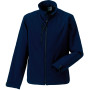 Men's softshell jacket french navy xs