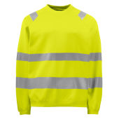 Projob 6106 SWEATSHIRT YELLOW 3XL