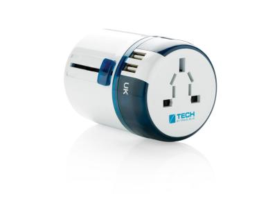 Travel Blue world travel adapter USB
