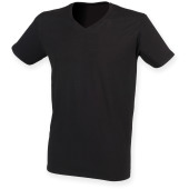 Men's stretch feel good v-neck t-shirt