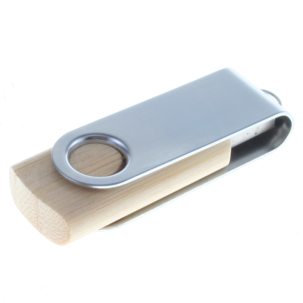 CM-1003 B USB Flash Drive New York BAMBOO