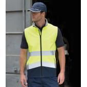 Printable Safety Soft Shell Gilet
