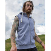 Men's Superstar Sleeveless Hoodie