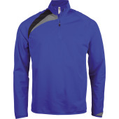sporty royal blue / black / storm grey s