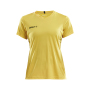Craft Squad solid jersey wmn Swe. yellow xxl