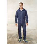 Herentrainingsjas navy 3xl