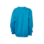 Round Sweat Heavy Junior turquoise