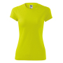 Fantasy T-shirt Ladies neon yellow 2XL