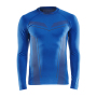 Craft Pro Control seamless jersey ls men cobolt xl