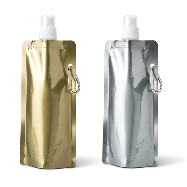 GILDED. Folding bottle