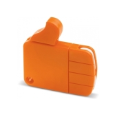 USB connector 2-in-1 Like oranje