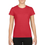 Gildan T-shirt Performance SS for her Red XXL