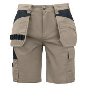 Projob 5535 WORKER SHORTS KHAKI C56