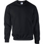 Dryblend® adult crewneck sweatshirt® black s