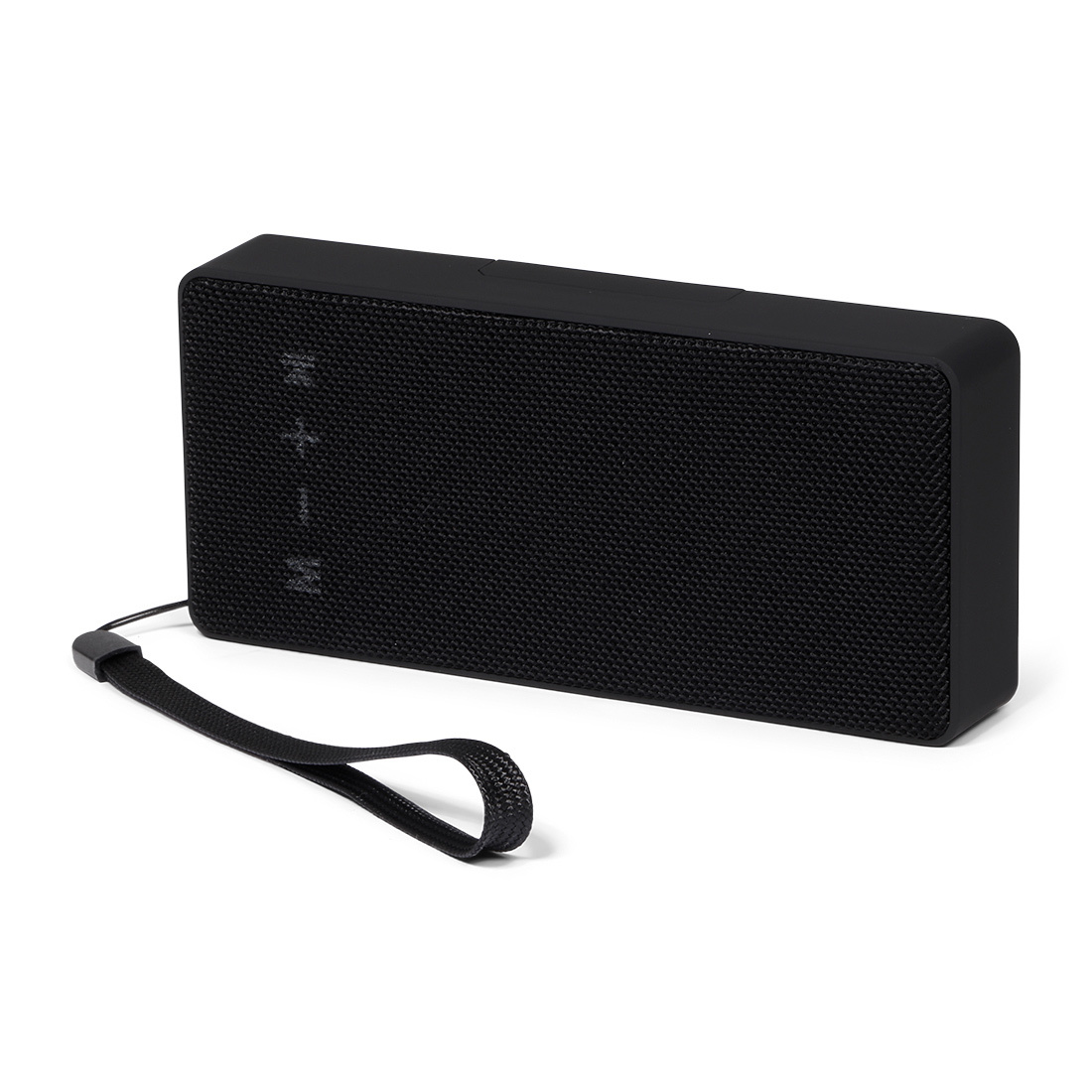 BRAINZ Powerbank+Speaker Black