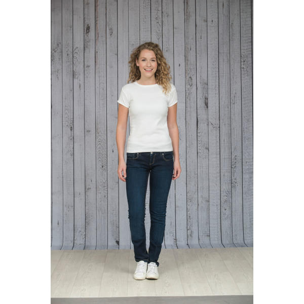 1101 T-shirt Interlock SS for her
