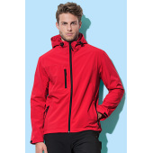 Stedman Active Softshell Jacket Hooded for him