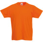 Kids valueweight t (61-033-0) orange '14/15