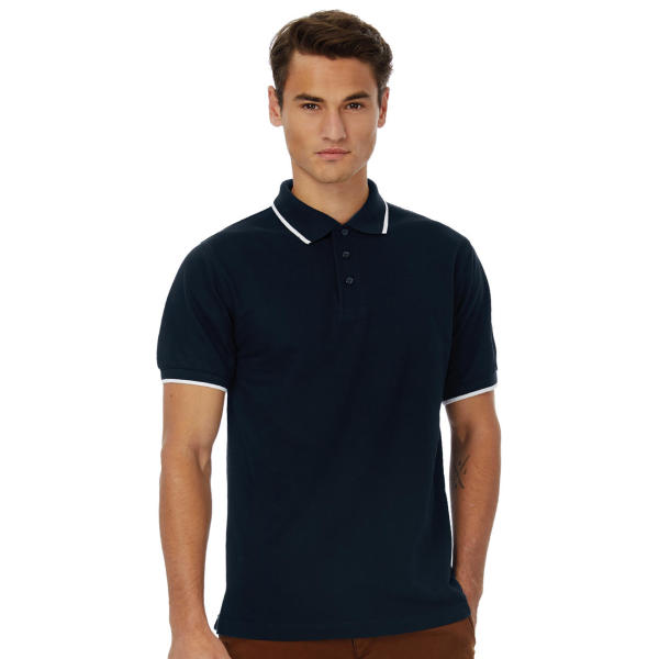 Safran Sport Tipped Polo