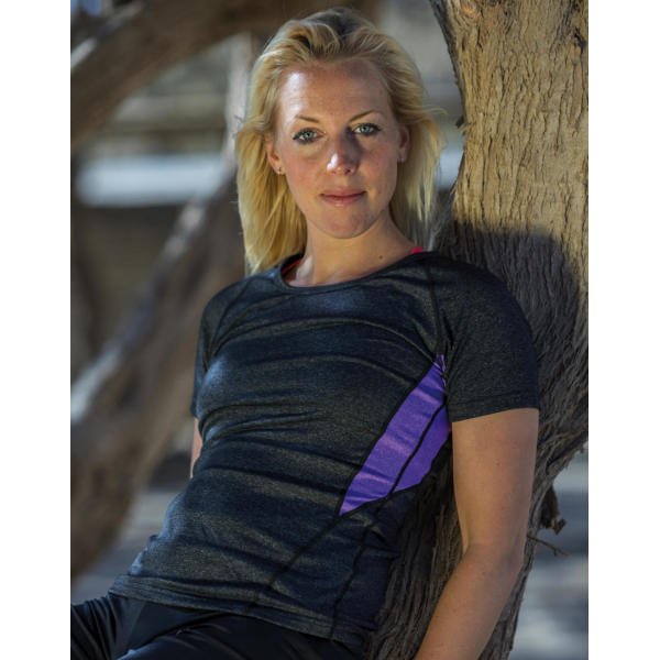Fitness Women's Tech Panel Marl T