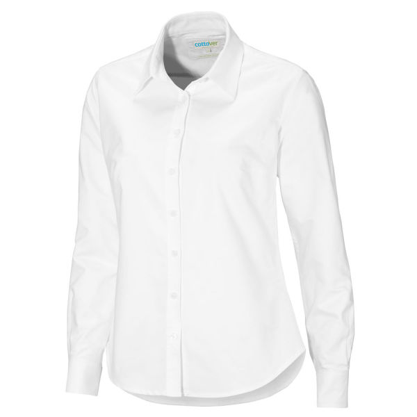 COTTOVER OXFORD SHIRT LADY