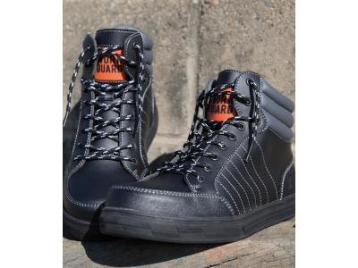 Stealth S1P SRC Safety Boots