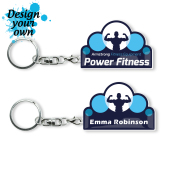 Key Ring Flex Double, 10-20 cm2