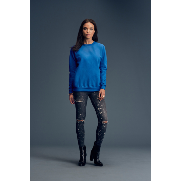 Anvil Sweater Crewneck for her ANV71000FL