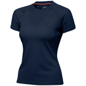 Serve cool fit dames t-shirt met korte mouwen