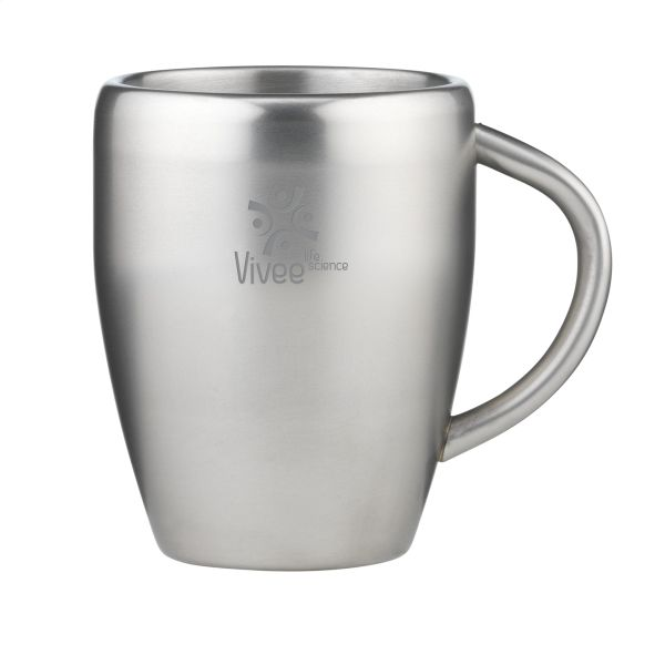 SteelMug 220 ml beker