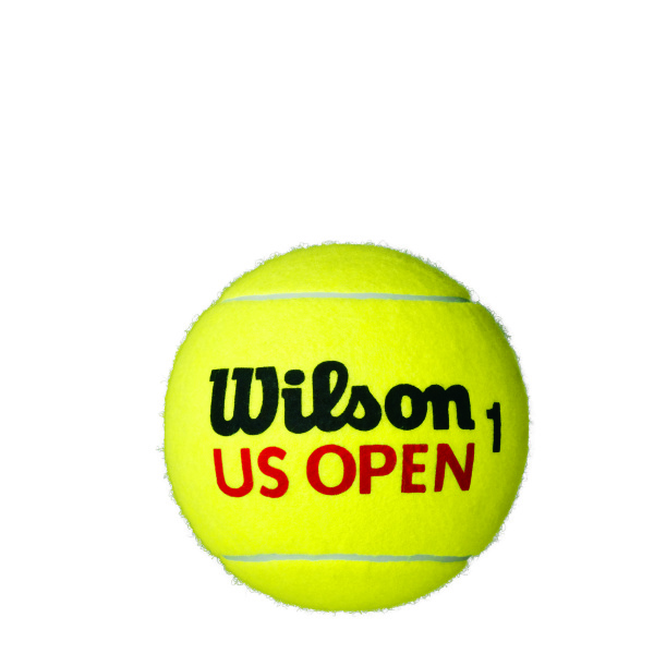 Wilson U.S. Open Giant 6inch Tennisball Yellow